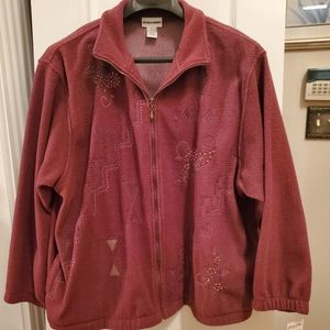 Alfred Dunner montana collection XL sweater